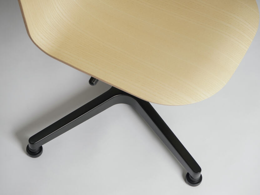 Glyph Chair Four-Star Swivel Base, Chairs & Stools