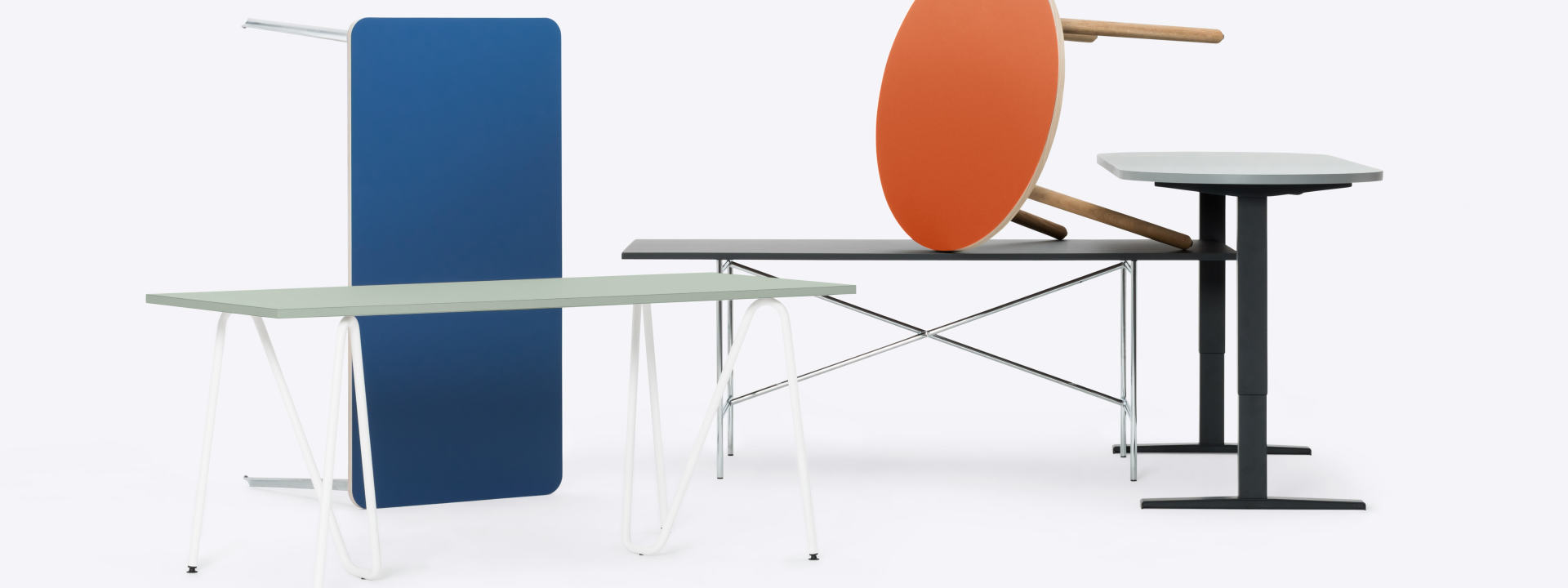 Home, Tabletops, Tables & Trestles, Seating Systems, Office, Accessories